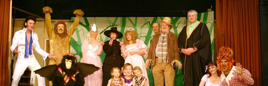 Wizard of Oz with Elvis